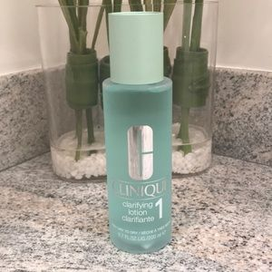 NEW CLINIQUE CLARIFYING LOTION 1